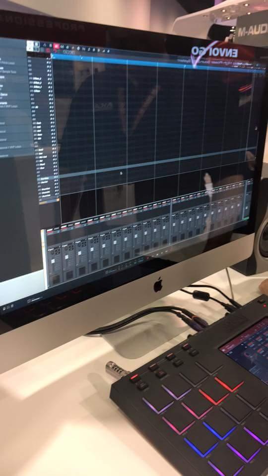MPC Software Track Mixer