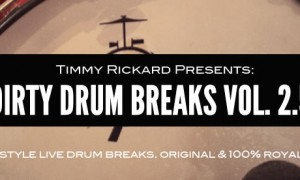 Dirty Drum Breaks Volume 2.5
