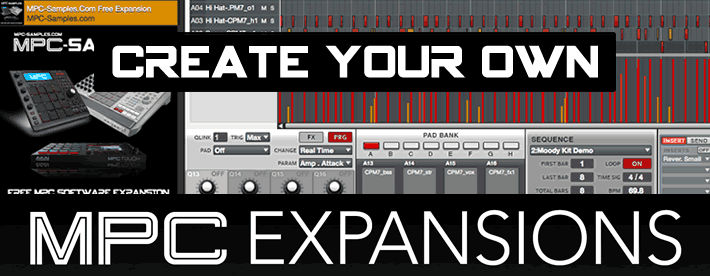 Create Your Own MPC Expansions