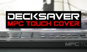 decksaver-mpc-touch-cover