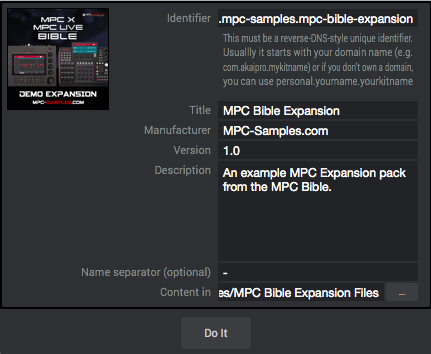 The Complete Guide to MPC Expansion Packs