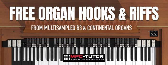 Free MPC Samplepack: Vintage Organ Loops & Riffs - MPC-Tutor com