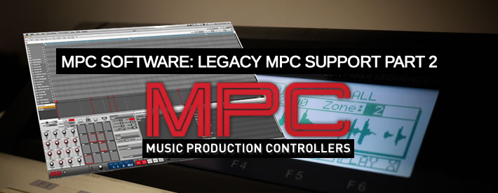 MPC Renaissance, MPC Studio Loading Old Beats & Projects 2