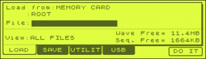 Akai OS Load Screen