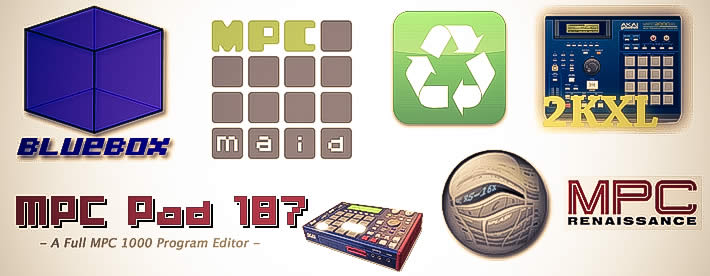 Akai MPC Software Applications