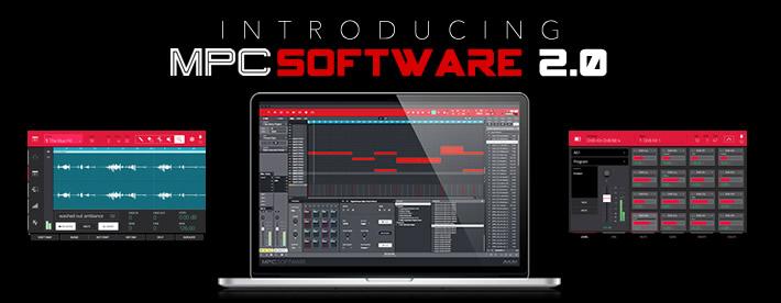 Official : MPC Software 2 0 - Specs, Features & Screenshots - MPC