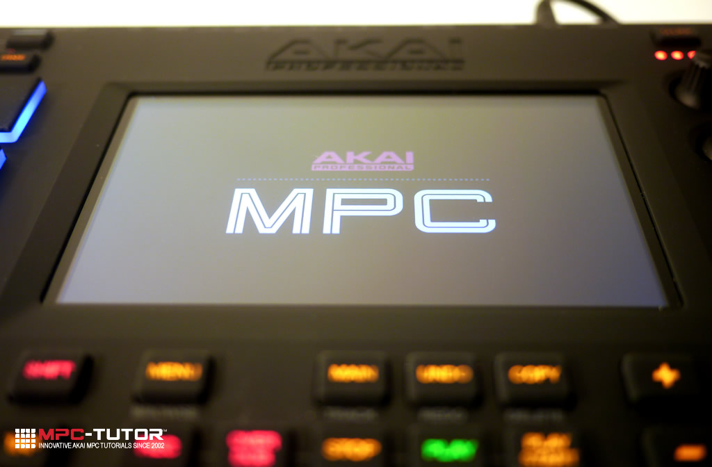 MPC Touch LCD Display
