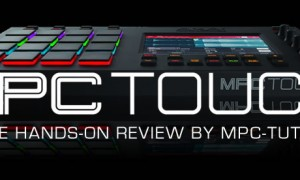 Akai MPC Touch Review