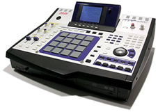 Loading old MPC4000 beats in the MPC Software