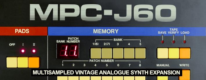 MPC-J60 Expansion
