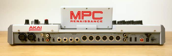 MPC Renaissance Back