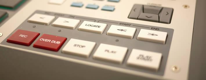 MPC Renaissance Transport Buttons