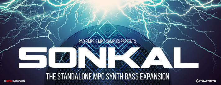 Out Now: Sonkal MPC Bass Expansion - Over 300 Bass