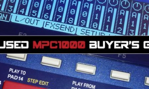 Used MPC1000 Buyers Guide