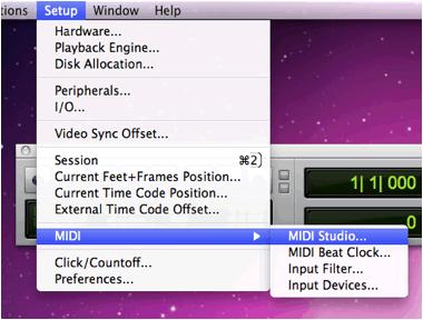MPC & Pro Tools Tutorial: Adding an MPC as MIDI device