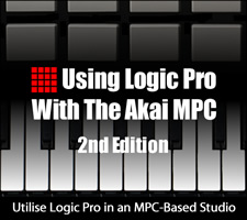 Using Logic Pro With The Akai MPC