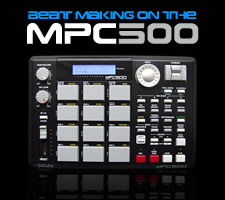 Beat Making on the MPC500
