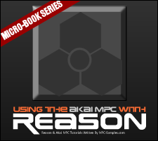 Using the Akai MPC With Reason